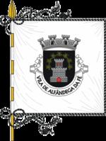Bandeira de Alfândega da Fé
