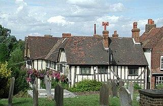 Cobham, Kent Human settlement in England