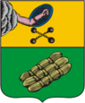 Pudozh COA (Olonets Governorate) (1788).png