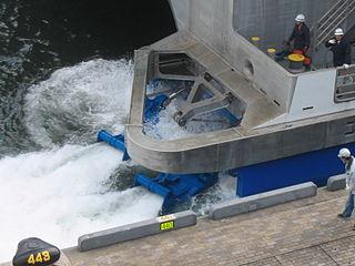 Pump-jet Marine propulsion system