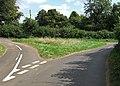 Purse Caundle - Stourton Caundle road junction - geograph.org.uk - 553033.jpg