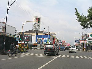 Purwokerto - Purwokerto Main Street