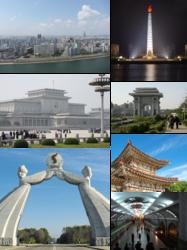 Pyongyang – Veduta