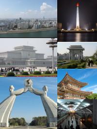 Imágenes de los principales sitios de la ciudad