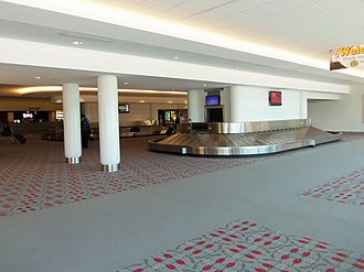 Quad City International Airport - Baggage Claim