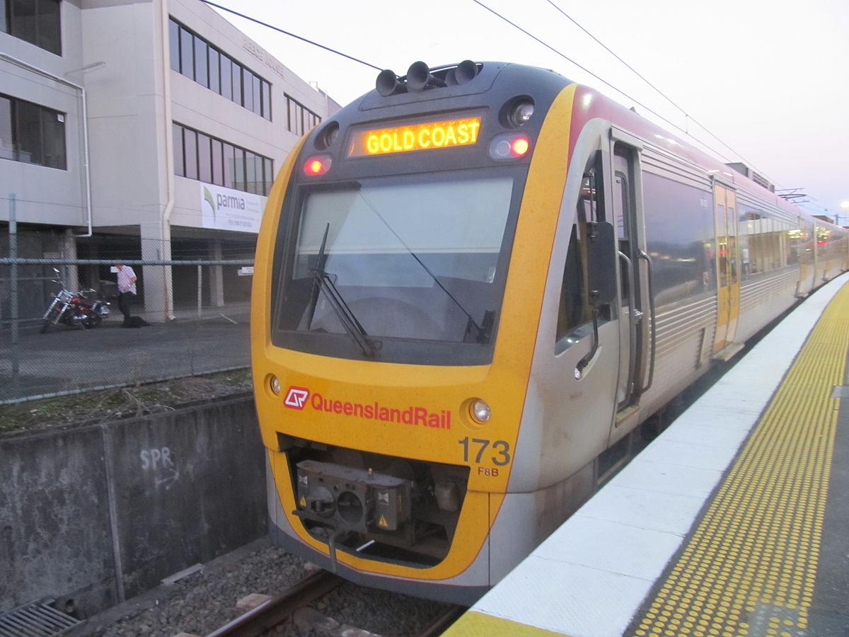 Interurban Multiple Unit Queensland Rail Wikipedia