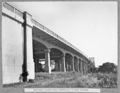 Queensland State Archives 4047 Reinforced concrete girder construction on south approach Brisbane 30 April 1940.png