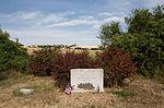 Quentin Roosevelt - memorial stone.JPG