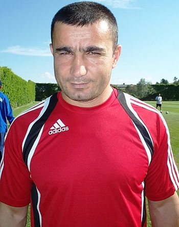 Gurban Gurbanov is Azerbaijan's all-time leading goalscorer in international matches and most successful manager in European cups. - List of Azerbaijanis