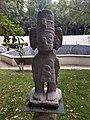 Réplica de efigie de Tláloc en los Baños de Moctezuma - Primera Sección del Bosque de Chapultepec - 5.jpg