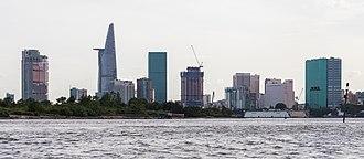 District 1, Ho Chi Minh City - Downtown of Saigon