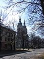 Rīgas Sv. Alberta Romas katoļu baznīca, Liepājas iela 38, Rīga, Latvia (1).jpg