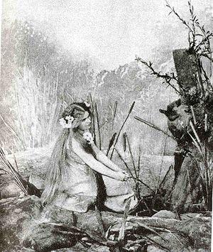 English: Růžena Maturová as the first Rusalka