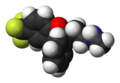 R-fluoxetine-3D-vdW.png