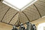 RAF Bomber Command Memorial, Green Park (roof).JPG