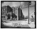 RICHMOND STREET ENTRANCE AND NORTH FACADE - Thirteenth Avenue School, 131 Thirteenth Avenue, Newark, Essex County, NJ HABS NJ-1246-2.tif