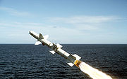 RIM-8 Talos launched