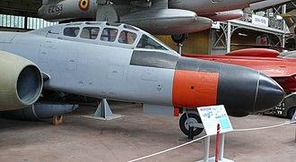 Airborne Interception radar - The Mk. X equipped Gloster Meteor NF.11
