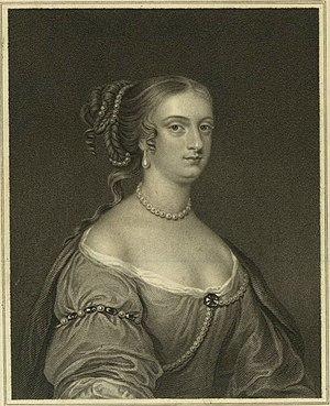 Rachel Russell, Lady Russell