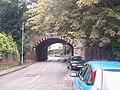 Railway Bridge , Harpenden - geograph.org.uk - 532440.jpg