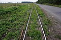 Railway points on sugar railway Huwei.jpg