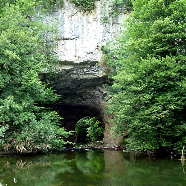 File:Rakov Skocjan, Cerknica, Словения - panoramio.jpg
