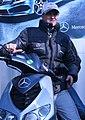 Ralf Schumacher DTM Mercedes Scooter 2012.jpg