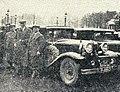 Rallye Monte Carlo 1931, le docteur J.J. Sprenger van Eijk à Paris, sur Graham Paige.jpg
