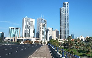 Diamond industry in Israel - Diamond Exchange District in Ramat Gan