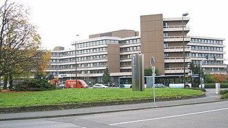 Troisdorf - Town hall of Troisdorf