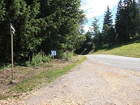 image illustrative de l'article Col du Pré de Raves