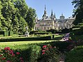 Real Sitio de San Ildefonso, vista desde el parterre.jpg