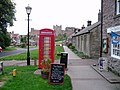 Red telephone box in Bamburgh - geograph.org.uk - 61431.jpg