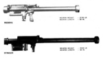 Redeye and Stinger weapon comparisons with dimensions.png