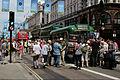 Regent Street Bus Cavalcade (14502058482).jpg