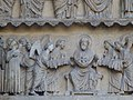 Reims Cathedrale Notre Dame 014 last judgment.JPG