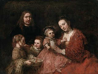 Portrait of a family
