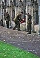 Remembrance Day 2009 at York Minster.jpg
