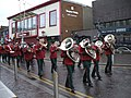 Remembrance Day Parade, Omagh - geograph.org.uk - 609461.jpg