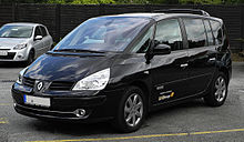 renault espace wikip dia. Black Bedroom Furniture Sets. Home Design Ideas
