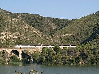 Matarranya (river) river in Aragon, Spain