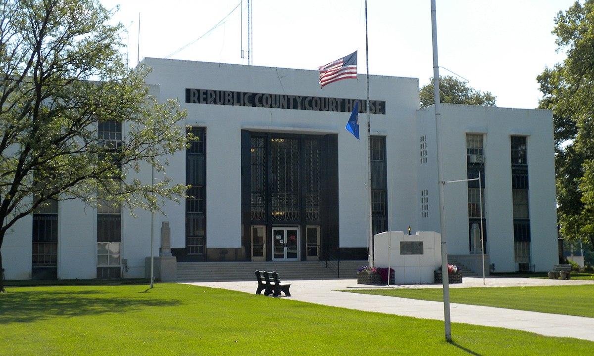 Kansas republic county agenda - Kansas Republic County Agenda 1