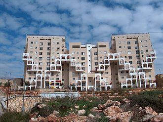 Modi'in Illit - Residential buildings