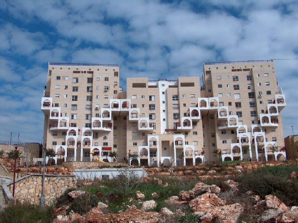 Residential buildings in Modi'in Illit