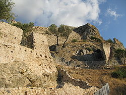 Ruins of the Castle of Pontes