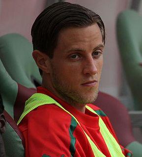 Reto Ziegler Swiss footballer