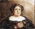Retrato de Colombine - Julio Antonio Rodríguez Hernández.jpg