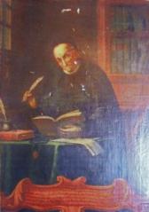 Portrait of Father Francisco Esthacio de Almeida