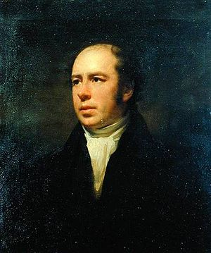 English: Portrait of The Reverend John Thomson...