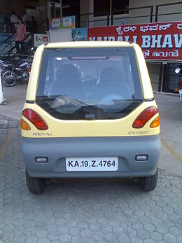 Reva Electric Car Rear 2008.jpg